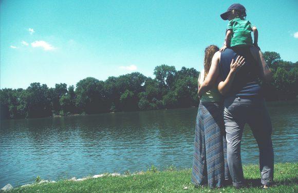 Kaip parodyti vaikui, kad mes jį mylim