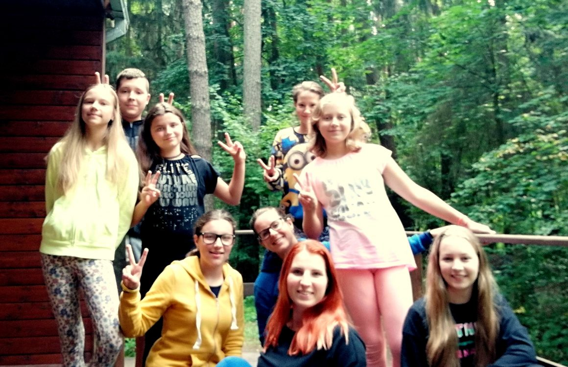 Paauglių streso valdymo stovykla