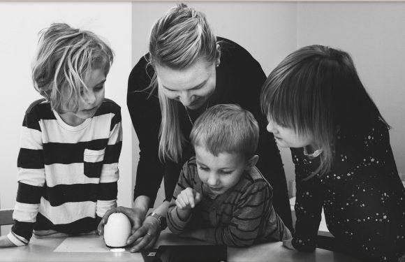 Pozityvios tėvystės mokymai tėvams, kurie augina vaikus iki 11 m.