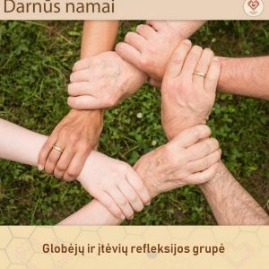 Refleksijų grupės globėjams ir įtėviams