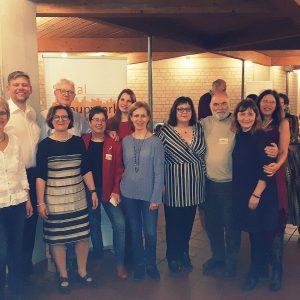 """Paramos šeimai centro ,,Darnūs namai"""" komanda grįžo iš Vokietijos pasisėmusi naujausių socialinio darbo su grupe metodų."""
