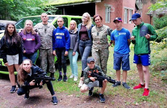 Antroji Pasirengimo savarankiškam gyvenimui savaitgalio stovykla globojamiems paaugliams