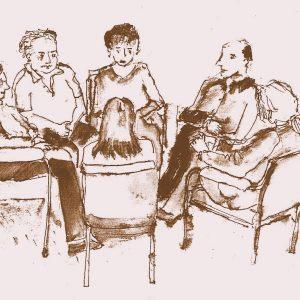 Išsiskyrusių asmenų paramos grupė