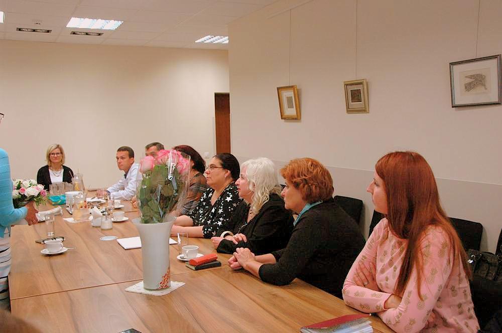 Apskrito stalo diskusija Respublikinėje Kauno ligoninėje