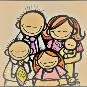 Džiaugiamės komandos teigiamais teikiamų paslaugų šeimai įvertinimais