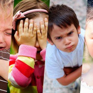 """Paskaita """"Vaikų emocijų valdymas"""""""