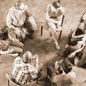 Paramos grupė išsiskyrusiems