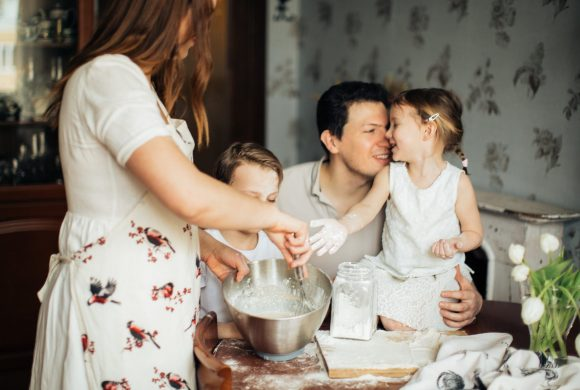 Pozityvios tėvystės įgūdžių lavinimo patirtys