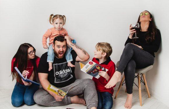 Tėvystė per karantiną: išaugę reikalavimai ir būtinybė rūpintis savimi