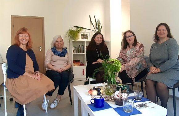Bendradarbiavimas su Kauno m. socialinių paslaugų centru